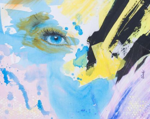 gelb.blau.auge 40+30cm
